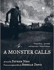 LE Medlock: A Monster Calls by Patrick Ness